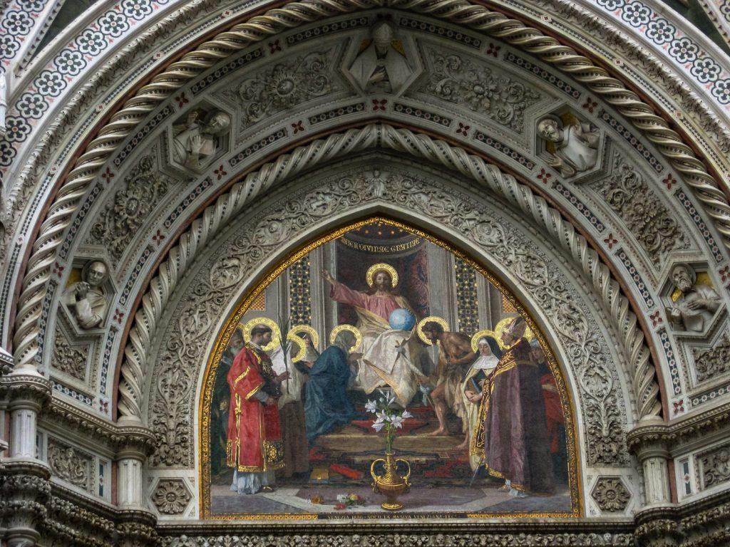 モデルとなったのは聖ニコラウスのイメージ