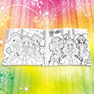 キュアグレース/キュアフォンテーヌ/キュアスパークル②のイメージ